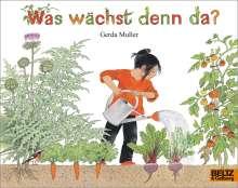 Gerda Muller: Was wächst denn da?, Buch