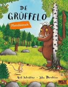 Julia Donaldson: De Grüffelo, Buch