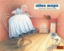 Ernst Jandl: ottos mops, Buch