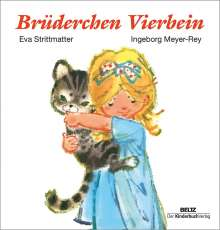 Eva Strittmatter: Brüderchen Vierbein, Buch