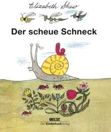 Elizabeth Shaw: Der scheue Schneck, Buch