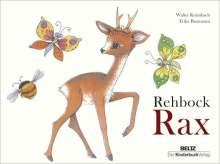 Walter Krumbach: Rehbock Rax, Buch