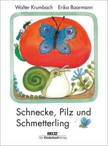 Walter Krumbach: Schnecke, Pilz und Schmetterling, Buch