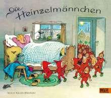 Fritz Baumgarten: Die Heinzelmännchen, Buch