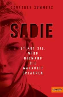 Courtney Summers: Sadie, Buch