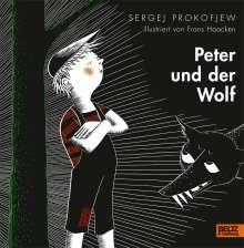 Sergei Prokofjew: Peter und der Wolf, Buch