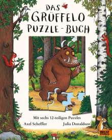 Axel Scheffler: Der Grüffelo. Das Grüffelo-Puzzle-Buch, Buch