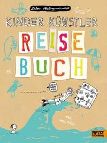 Labor Ateliergemeinschaft: Kinder Künstler Reisebuch, Buch