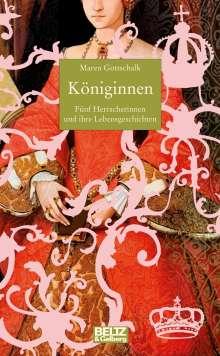 Maren Gottschalk: Königinnen, Buch