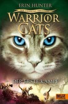 Erin Hunter: Warrior Cats Staffel 5/03. Der Ursprung der Clans. Der erste Kampf, Buch