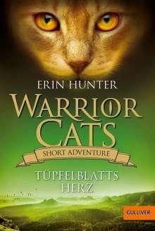 Erin Hunter: Warrior Cats - Short Adventure - Tüpfelblatts Herz, Buch
