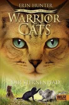 Erin Hunter: Warrior Cats Staffel 5/06. Der Ursprung der Clans. Der Sternenpfad, Buch