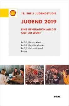 Mathias Albert: Jugend 2019 - 18. Shell Jugendstudie, Buch