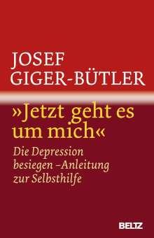 Josef Giger-Bütler: »Jetzt geht es um mich«, Buch