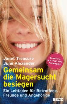 Janet Treasure: Gemeinsam die Magersucht besiegen, Buch