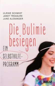 Ulrike Schmidt: Die Bulimie besiegen, Buch