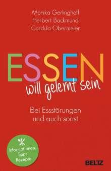 Monika Gerlinghoff: Essen will gelernt sein, Buch