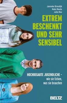 Janneke Breedijk: Extrem beschenkt und sehr sensibel, Buch