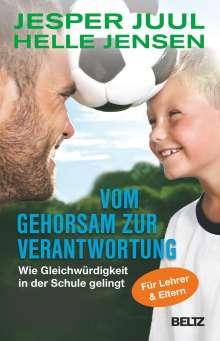 Jesper Juul: Vom Gehorsam zur Verantwortung, Buch