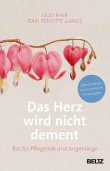Udo Baer: Das Herz wird nicht dement, Buch