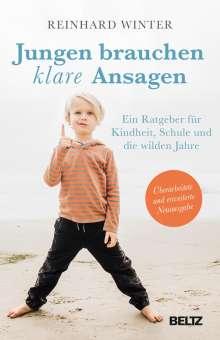 Reinhard Winter: Jungen brauchen klare Ansagen, Buch