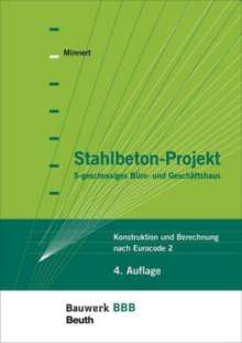 Jens Minnert: Stahlbeton-Projekt, Buch