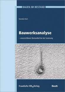 Kornelia Horn: Bauen im Bestand, Buch
