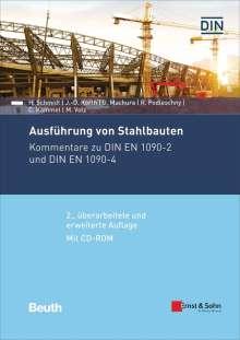 Christian Kammel: Ausführung von Stahlbauten, Buch
