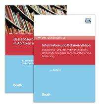 Rainer Hofmann: Bestandserhaltung und Dokumentation in Archiven und Bibliotheken, Buch