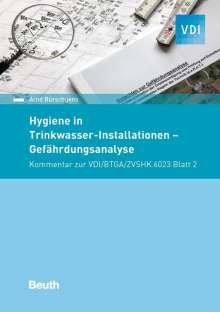 Arnd Bürschgens: Hygiene in Trinkwasser-Installationen, Buch