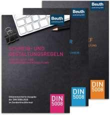 Karl Grün: DIN 5008 - Das Praxispaket, Buch