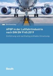 Dirk Duwendag: APQP in der Luftfahrtindustrie nach DIN EN 9145:2019, Buch