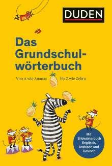 Ulrike Holzwarth-Raether: Duden - Das Grundschulwörterbuch, Buch