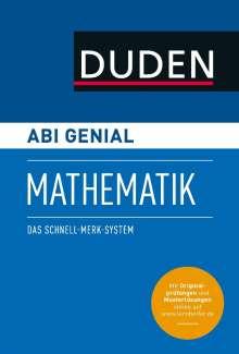 Karlheinz Weber: Abi genial Mathematik, Buch