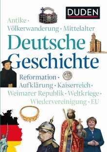 Frank Engehausen: Deutsche Geschichte, Buch