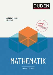 Gerhard Paulin: Basiswissen Schule - Mathematik 5. bis 10. Klasse, Buch