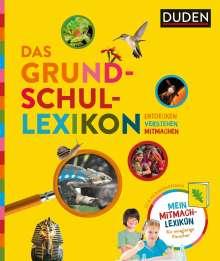 Marcus Würmli: Das Grundschullexikon: Entdecken - Verstehen - Mitmachen, Buch