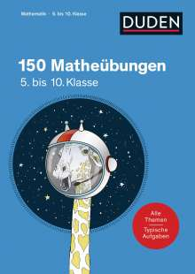150 Matheübungen 5. bis 10. Klasse, Buch