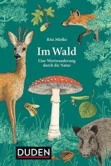 Rita Mielke: Im Wald, Buch
