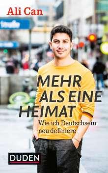 Ali Can: Mehr als eine Heimat, Buch