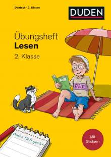 Andrea Wimmer: Übungsheft - Lesen 2.Klasse, Buch