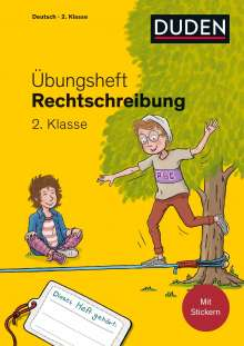 Natalie Bors: Übungsheft - Rechtschreibung 2.Klasse, Buch