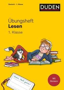 Natalie Bors: Übungsheft - Lesen 1. Klasse, Buch