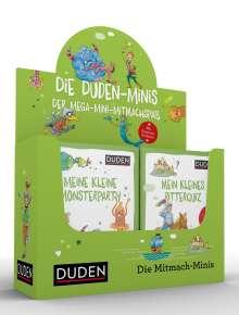 Dorothee Raab: 32er Duden Minis 32er (Box 6), Buch
