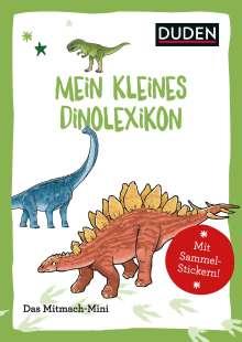 Andrea Weller-Essers: Duden Minis - Mein kleines Dinolexikon / VE mit 3 Exemplaren, Buch