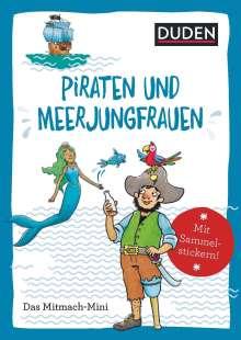 Andrea Weller-Essers: Duden Minis (Band 43) - Piraten und Meerjungfrauen /  VE mit 3 Exemplaren, Buch