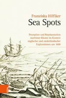Franziska Hilfiker: Sea Spots, Buch