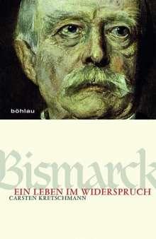 Carsten Kretschmann: Bismarck, Buch