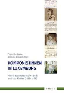 Komponistinnen in Luxemburg, Buch