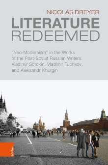 Nicolas Dreyer: Literature Redeemed, Buch